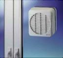 Ventilation - Extracteur fenêtre - Prestatairenergie