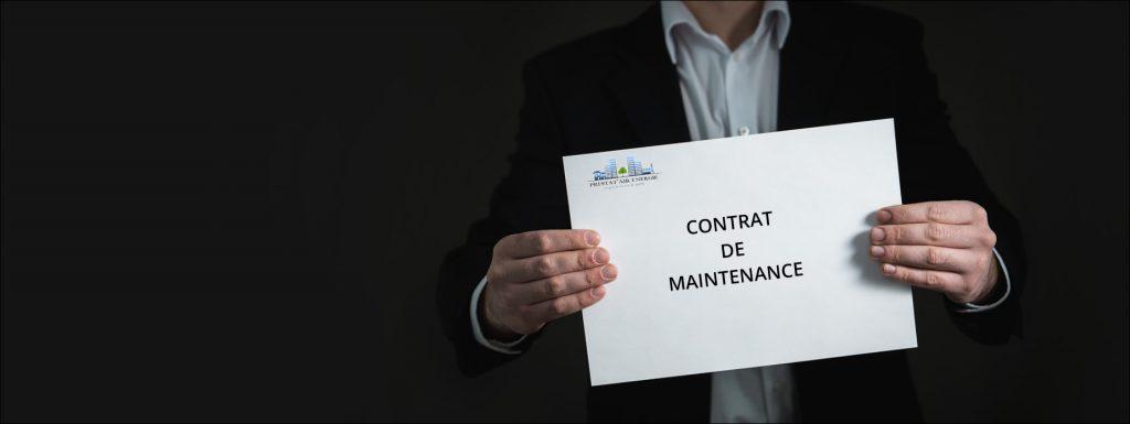 Maintenance - Prestatairenergie